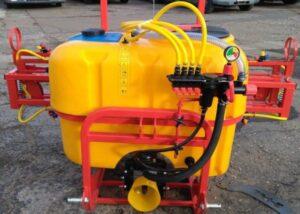 Опрыскиватель навесной D-POL 300 литров с захватом 10 метров