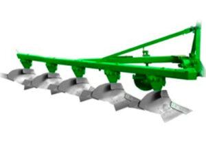 Плуг пяти корпусный навесной ПНП-5-40