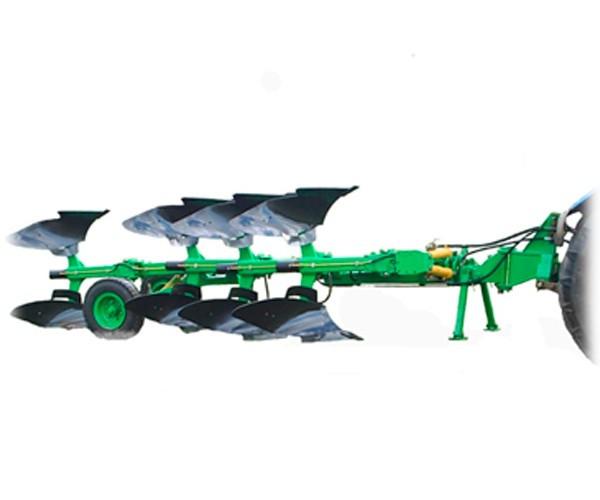 Плуг четырех корпусный оборотный полунавесной ПОПГ-4-40 с пневмогидрозащитой