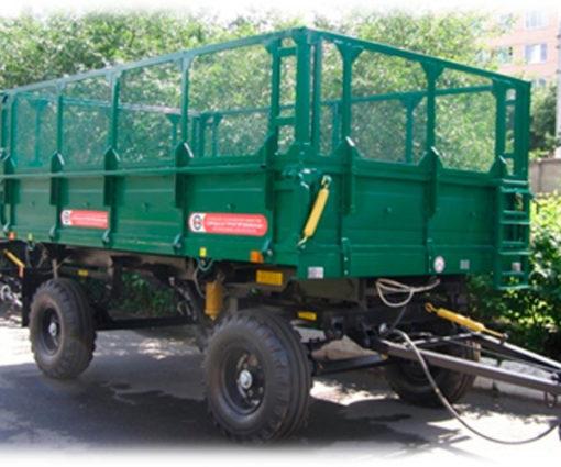 Прицеп тракторный специальный 2ПТС-5
