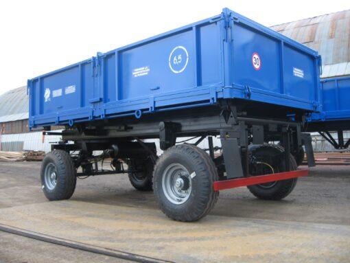 Прицеп тракторный специальный 2 ПТС-6,5