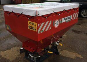 Разбрасыватель минеральных удобрений РУМ 1200 литров