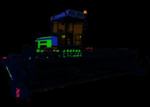 СКП «МЕЩЕРА Е-403» В КОМПЛЕКТЕ С ЖАТКОЙ ЗЕРНОВОЙ ВАЛКОВОЙ SH-309