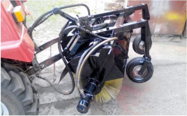 Щеточное оборудование ОЩ 1500.00